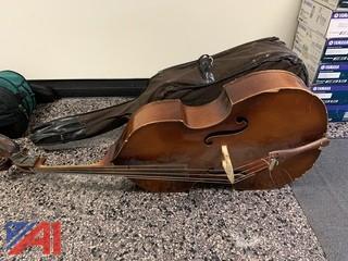 Kay String Bass Instruments