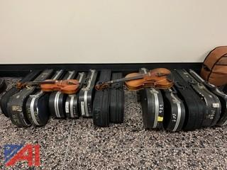 Violins and Violas