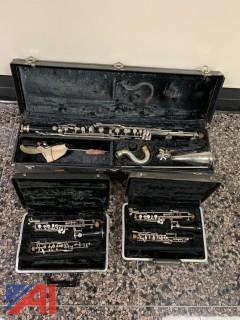 Oboes and Bass Clarinet