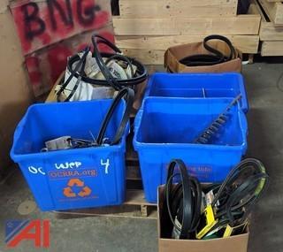 Various Hand Tools & Belts