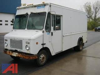 2002 Ford E450 Van