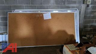 Cork Boards, White Boards, & Chalk Boards