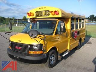 2010 Thomas Savana G3500 Mini School Bus