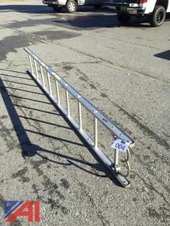 10' Alco-Lite Aluminum Roof Ladder