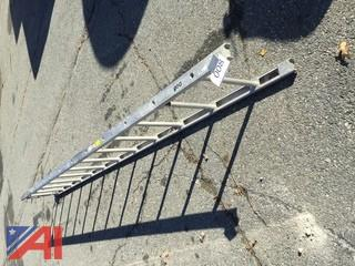 14' Duo-Safety Aluminum Roof Ladder