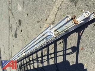 40' Alco-Lite Aluminum Extension Ladder