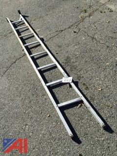10' Alco-Lite Aluminum Attic Ladder