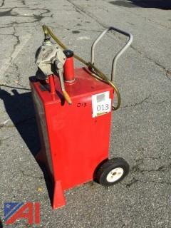 Handy Gas Caddy