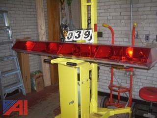 Code 3 Light Bar