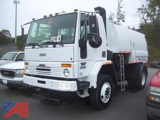 2004 Freightliner/Johnston FC80/605 Series Sweeper