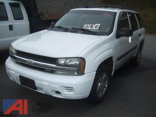 2005 Chevy Trailblazer SUV