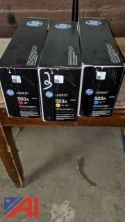 HP LaserJet 503A Toner Cartridges