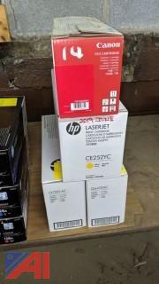 HP LaserJet & Canon Toner Cartridges