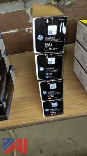 HP LaserJet 128A Toner Cartridges