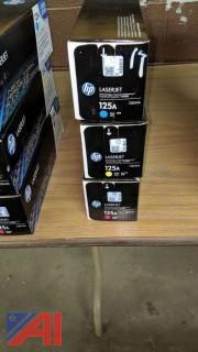 HP LaserJet 125A Toner Cartridges