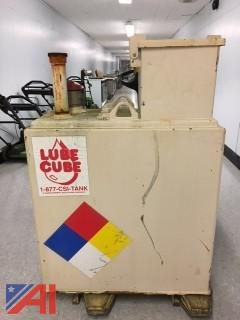 Containment Solutions Lube Cube 60 Gallon Above-Ground Oil Storage Tank