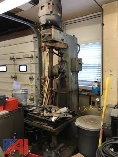 Buffalo Forge Co. Drill Press