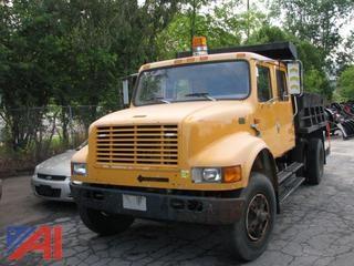 1997 International 4700 Dump Truck