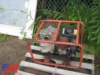 """2007 Multiquip AP-2TE 2"""" Pump"""