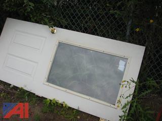 """36"""" Exterior Door"""
