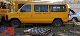 2008 Ford E150 Econoline Van