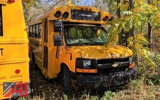 2008 Chevy/Thomas 3500 Express Bus