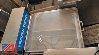 Stainless Steel Frozen Treats Cooler