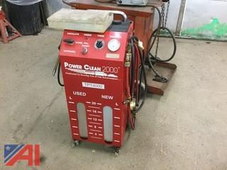 Power Clean 2000 Automatic Transmission Fluid Transfer Unit