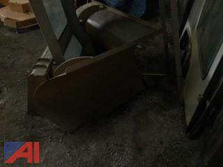 5' V-Plow for Skid Steer