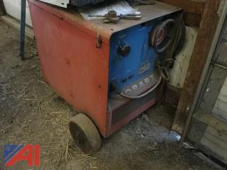 300 Amp Hobart Welder
