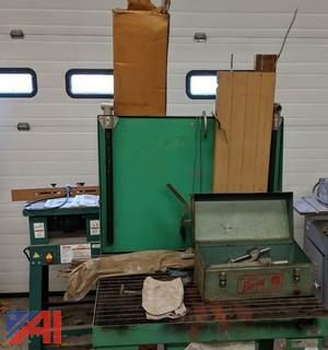 GMI Weld Table and More