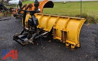 Fisher 10' Storm Guard Plow