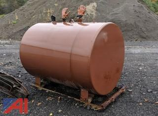 Skid Mounted Diesel Fuel Tank and More
