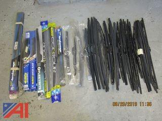 Wiper Blades, Lights, Filters, Paper Cutter, Speakers and More