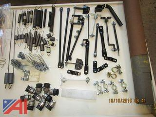 Hardware, Hinges, Springs, Barrel Pump and More