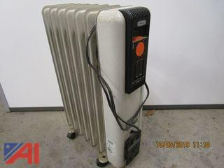 SMART Board Cases with Remotes and De'Longhi Portable Floor Heater