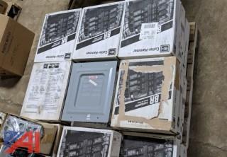 Cutler-Hammer Load Center Breaker Boxes & More