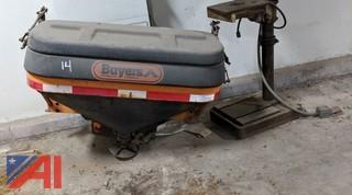Buyers Pickup Truck Mount Tailgate Spreader