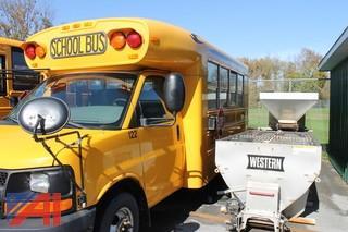 2005 Chevy Express G3500 Mini School Bus