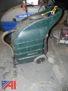 (2) Nobles Typhoon EV Wet/Dry Vacuum