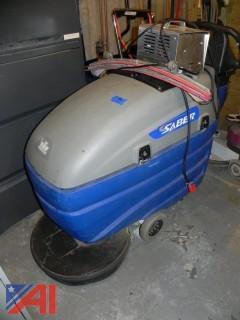 (3) Saber Auto Floor Scrubber SC20T