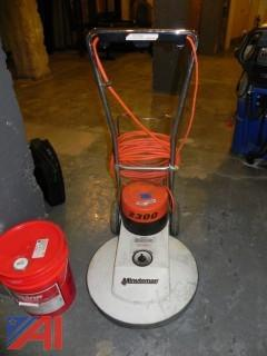 (5) Minuteman 2300 Electric Burnisher
