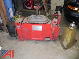 (8) Coats 10-10 Super Powerman Tire Machine