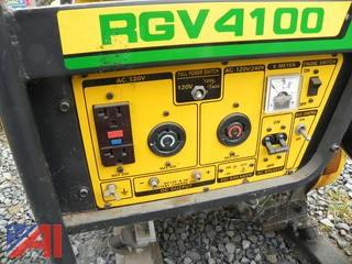 (11) Robin RGV4100 Generator