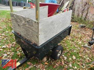 Agri-Fab Dump Cart
