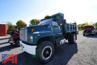 1991 GMC C7 Topkick Dump Truck