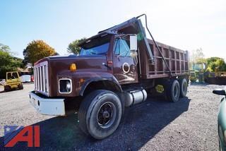 1991 International 2674 Dump Truck