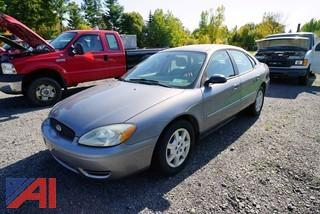 2007 Ford Taurus SE 4 Door Sedan