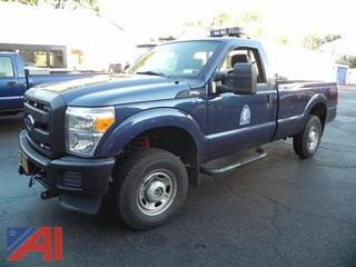 2013 Ford F250 XL Super Duty Pickup Truck