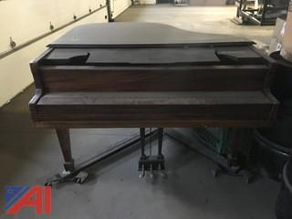 Brambach Baby Grand Piano